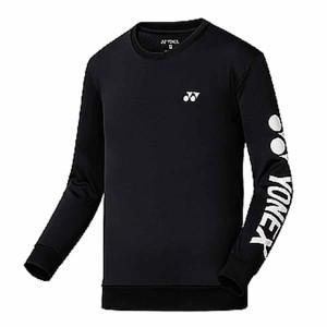 【YONEX】15000TR-007黑 男款長袖羽球服