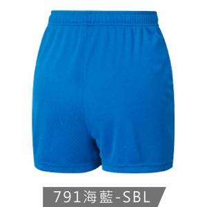 【YONEX】22190TR-791海藍 女款羽球短褲
