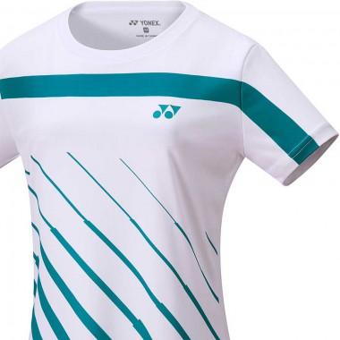 【YONEX】23121TR-586翡翠藍 女款羽球服