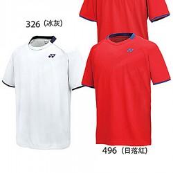 【YONEX】10188男款吸濕排汗圓領潮T(三色)