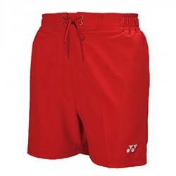 【YONEX】11752男款鬆緊帶+綁線吸濕排汗運動短褲(三色)