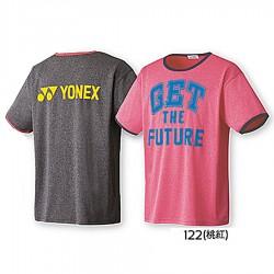【YONEX】16227Y男款GET吸濕排汗抗菌圓領T(二色)