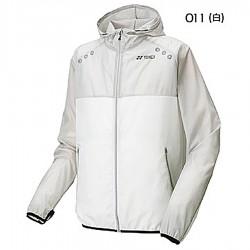【YONEX】50056男款防滲水輕便收納外套(二色)