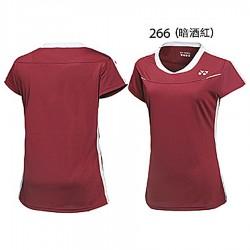 【YONEX】20372女款吸濕排汗圓領小短袖潮T(二色)