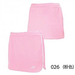 【YONEX】21742女款吸濕排汗抗菌褲裙(二色)