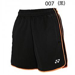 【YONEX】21750女款吸濕排汗抗菌長版短褲(三色)