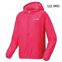 【YONEX】57019女款防滲水輕便收納外套