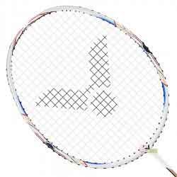 【VICTOR】極速JS-06A白色塗裝進階羽球拍
