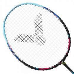 【VICTOR】極速JS-3中平頭大拍面手感超優羽球拍