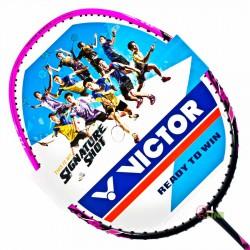 【VICTOR】突擊TK-100FJ輕量4U入門穿線羽球拍
