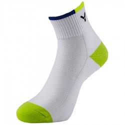 【VICTOR】C-5051R男款止滑雙色襪頭低筒襪L