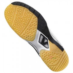 【VICTOR】SH-A830II CA 黑/白全面進化PU鞋面3.5超寬楦羽球鞋
