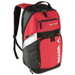 【VICTOR】BR8009DC跑車紅/黑 專屬置鞋層多功能減壓透氣後背包