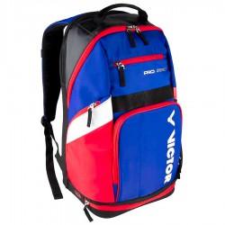【VICTOR】BR8009FC航海藍/黑 專屬置鞋層多功能減壓透氣後背包