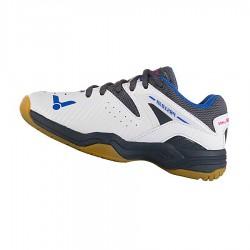 【VICTOR】P8510JR-AH 珠光白/深灰兒童比賽級羽球鞋