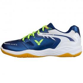 【VICTOR】A190-BA藏青白 寬楦頭全面型羽球鞋