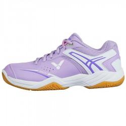 【VICTOR】A501F-J粉紫 寬楦頭全面型羽球鞋