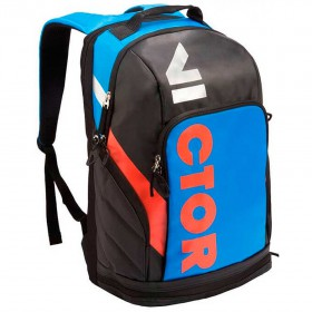 【VICTOR】BR8008FC藍黑 新款雙肩後背包