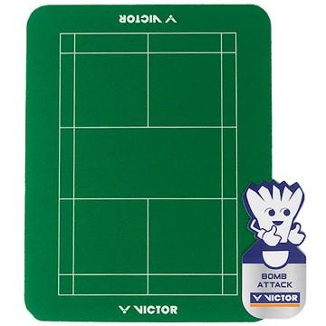 【VICTOR】C-P0038戰術分析滑鼠墊