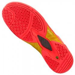 【VICTOR】S82-D茶莓果紅 輕韌才敢破速追擊羽球鞋