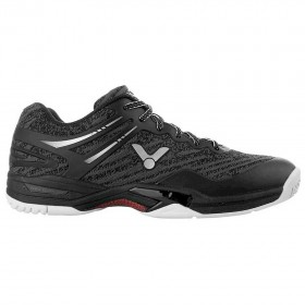 【VICTOR】A922-C黑 運動時尚羽球鞋