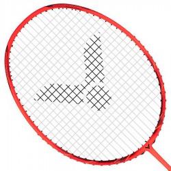 【VICTOR】AURASPEED 30H-D威尼斯紅 耐高磅速度型攻防羽球拍