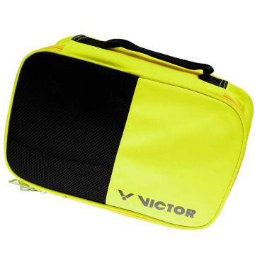 【VICTOR】BG1005GC螢光綠/黑 行李箱拉鍊式衣物袋