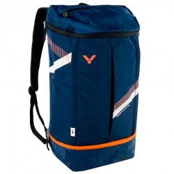 【VICTOR】BR3017B深藍 雙肩專屬置鞋層多功能後背包