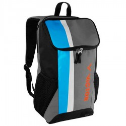 【VICTOR】BR6012F景泰藍 雙肩透氣背板多功能後背包