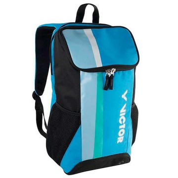 【VICTOR】BR6012M邦妮藍 雙肩透氣背板多功能後背包