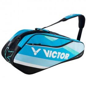 【VICTOR】BR6212M邦妮藍 12支裝單肩羽球拍包