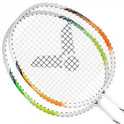 【VICTOR】JS-1111AL雙色 親子同樂羽球對拍組(附贈羽毛球)