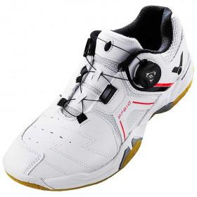 【VICTOR】P7810-A亮白 快速綁帶系統羽球鞋