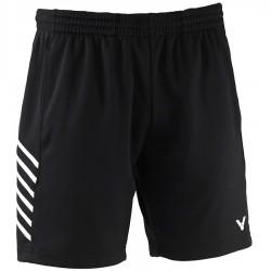 【VICTOR】R-3870A白 針織運動短褲