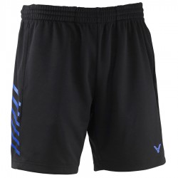 【VICTOR】R-3870F藍 針織運動短褲