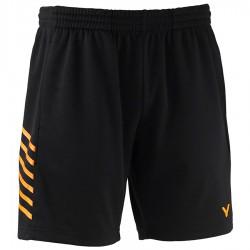 【VICTOR】R-3870O螢光橘 針織運動短褲