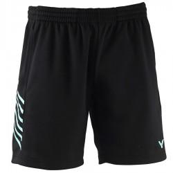 【VICTOR】R-3870U翠藍 針織運動短褲