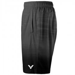 【VICTOR】R-90202C黑 漸層系針織運動短褲