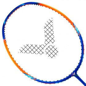 【VICTOR】重鎚TK-HMR-F普魯士藍 5U耐高磅攻擊羽球拍