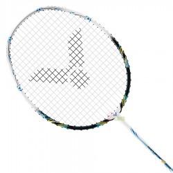 【VICTOR】突擊TK-5000拍頭偏重中管稍軟進攻型羽球拍