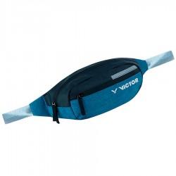 【VICTOR】BG3913FC森綠藍 時尚個性前胸包