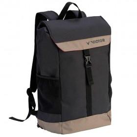 【VICTOR】BR3020CH黑淺灰 專屬置鞋層多功能後背包