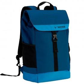 【VICTOR】BR3020FM宮殿藍 專屬置鞋層多功能後背包