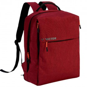 【VICTOR】BR3022D暗紅 運動時尚個性後背包