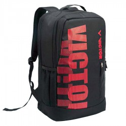 【VICTOR】BR-6013CD黑/紅 雙肩後背包