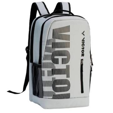 【VICTOR】BR-6013H灰 雙肩後背包