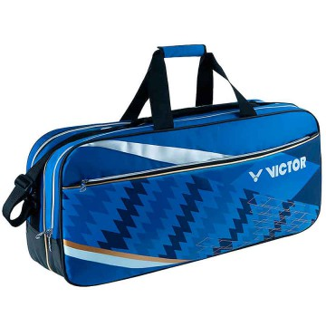 【VICTOR】BR9609LTDMB深藍 2020奧運系列6支裝矩形包