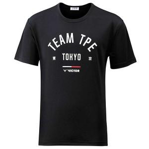 【VICTOR】中華隊奧運應援服-東京款 T-2024C黑