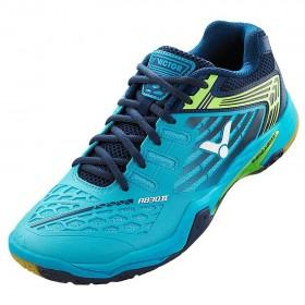 【VICTOR】A830II-MB藍 超寬楦男款羽球鞋