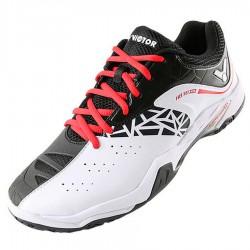 【VICTOR】A830III-AC白黑 3.5超寬楦羽球鞋